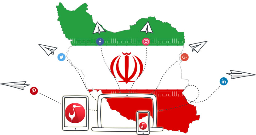 Social Media Marketing IRAN