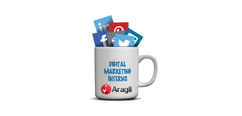 Social media marketing paid internship