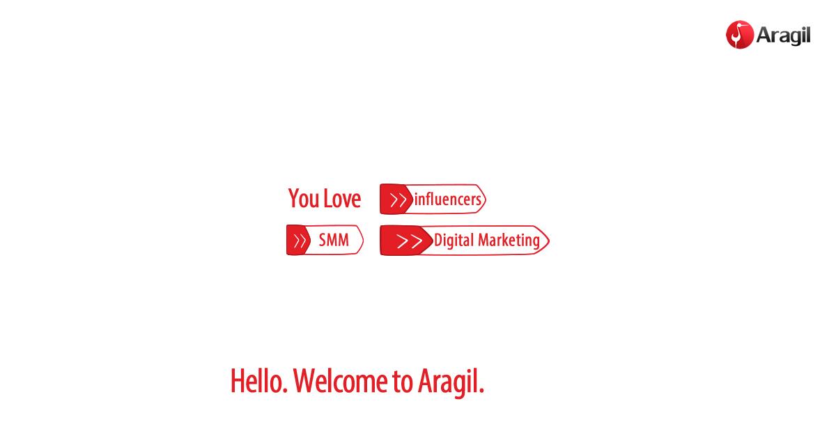 Social Media & Influencer Marketing Coordinator - Aragil ...