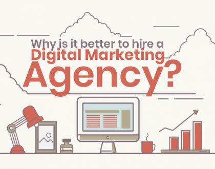 Digital Marketing Agency Infographic