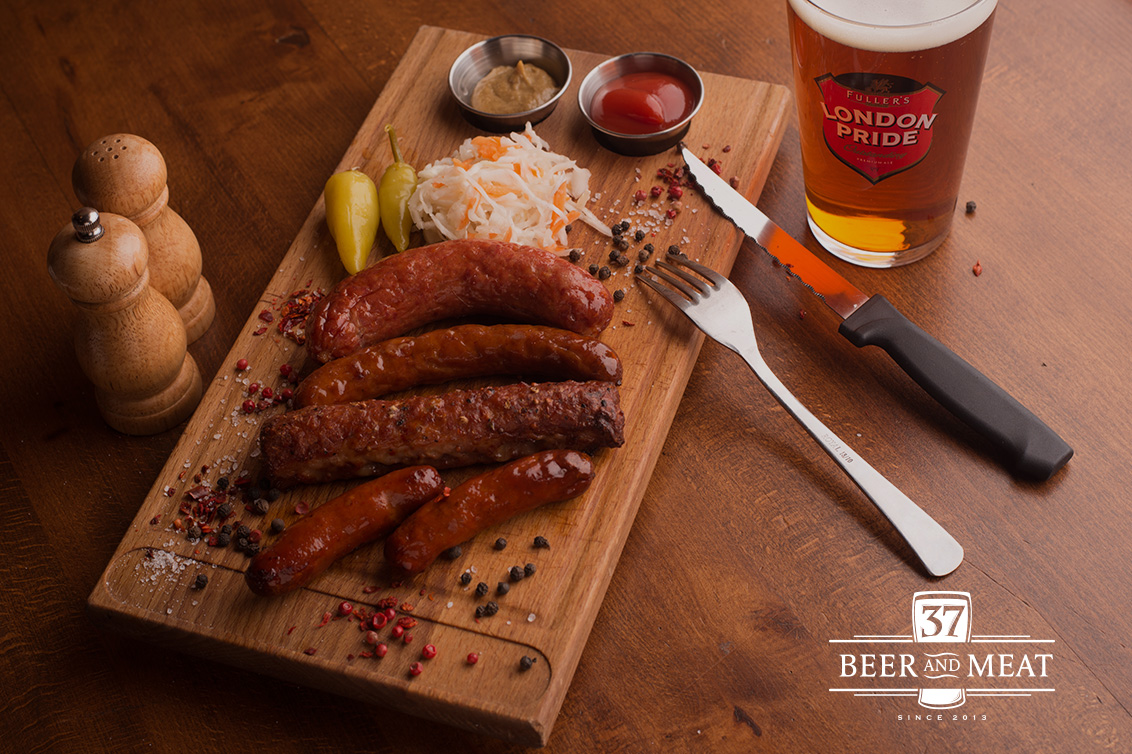 Digital marketing services 37 pub beer and meat armenia