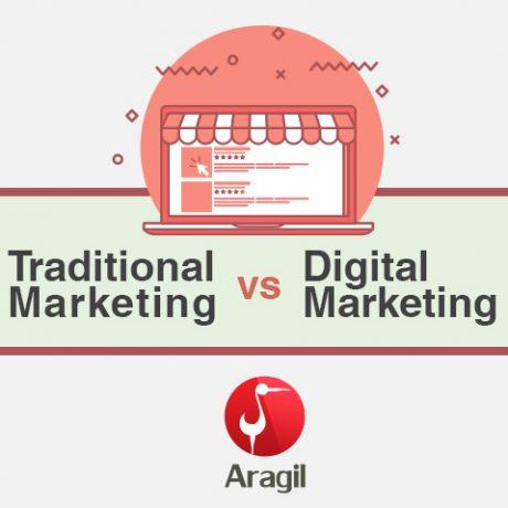 traditional marketing vs digital marketing pdf