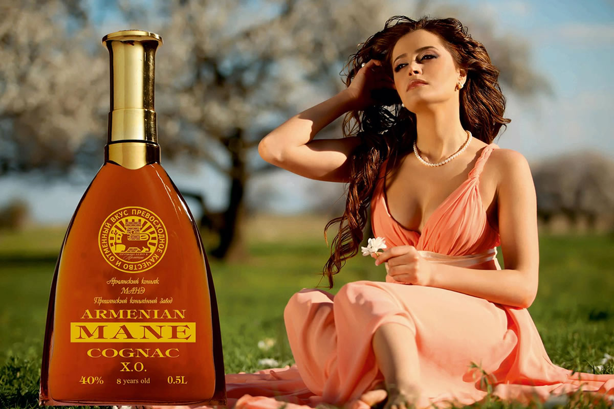 Digital Marketing services for Proshyan Brandy in Armenia