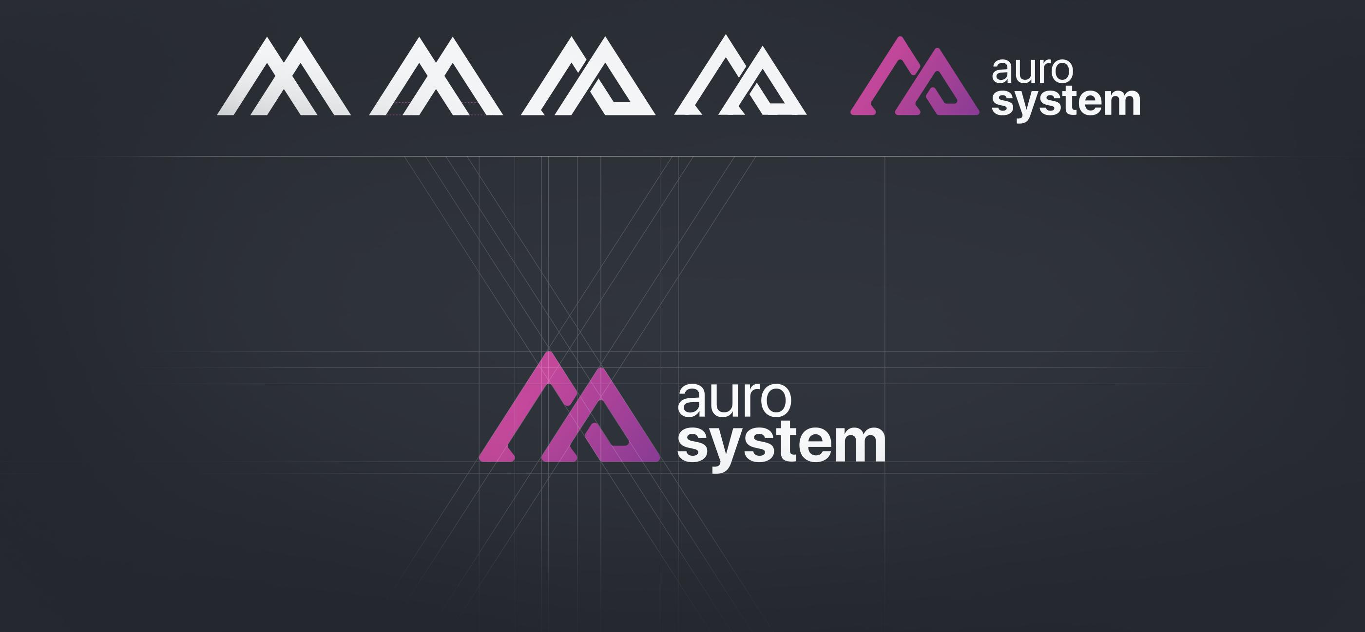 Aurosystem Branding & Logo design yerevan armenia