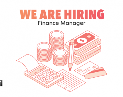 Finance Manager job yerevan